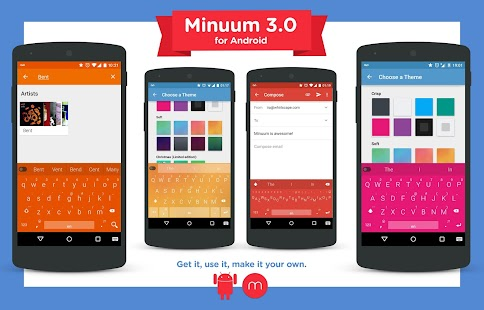 Minuum Keyboard 3.0.3 APK