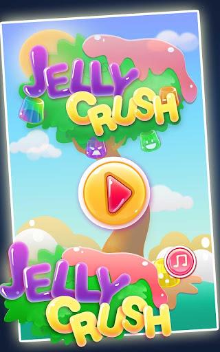 果凍粉碎 Jelly Crush Free