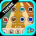 Retro GO Launcher EX Theme icon