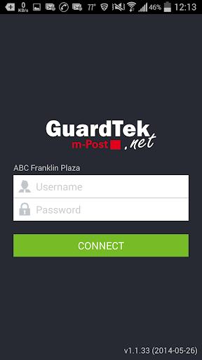 Trackforce GuardTek m-Post