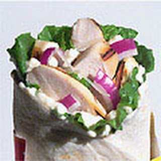 Chicken Caesar Wrapwich.