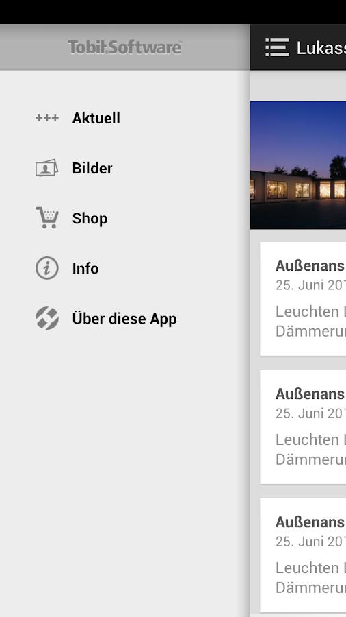 Lukassen - Licht und Wohnen - screenshot