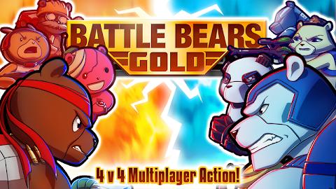 Battle Bears Gold Multiplayer Screenshot 1