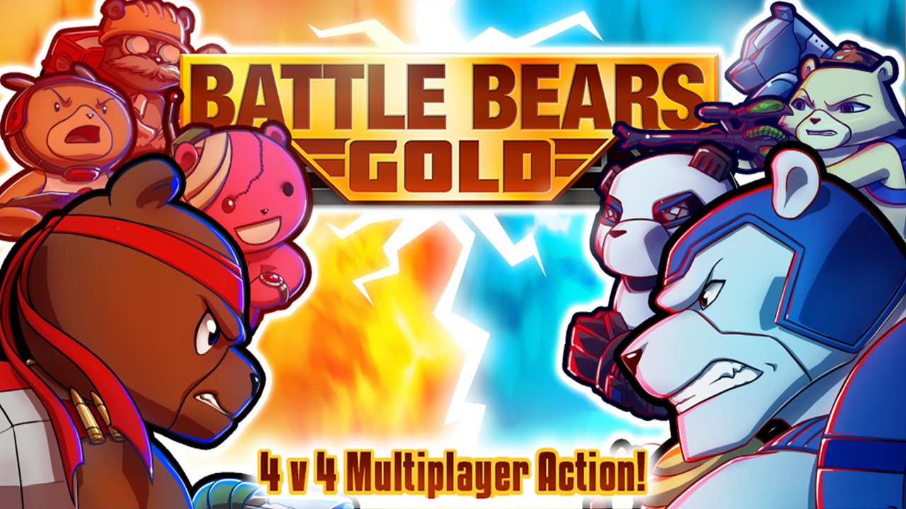 Battle Bears Gold - screenshot