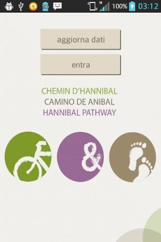 GeoGuida Cammino di Annibale
