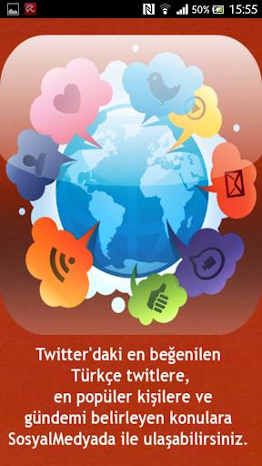 Sosyal Medya Popüler Tweetler