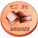 Cool Reader Bronze Donation logo