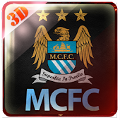 Manchester City WallPaper 3D