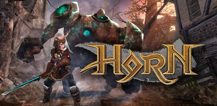 Horn - новая Action-RPG игра для Android на движке Unreal 3