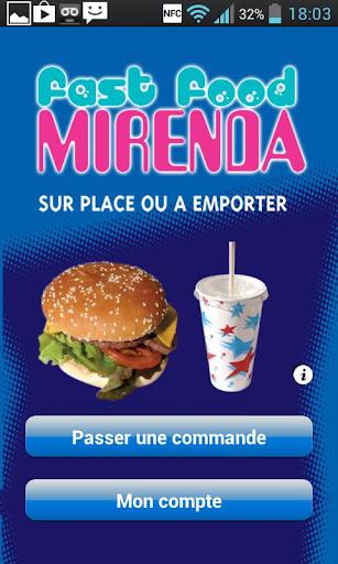 Fast Food Mirenda