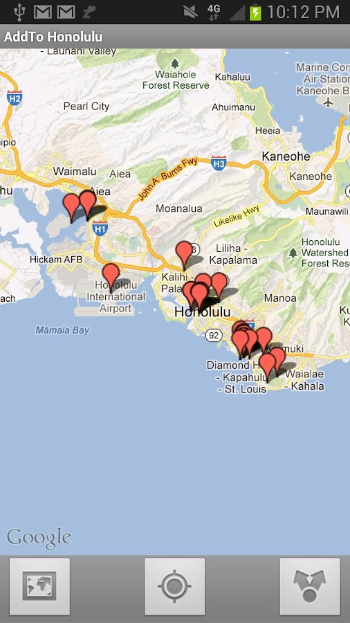 AddTo Honolulu- screenshot