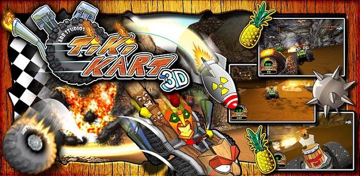 Tiki Kart 3D v1.5