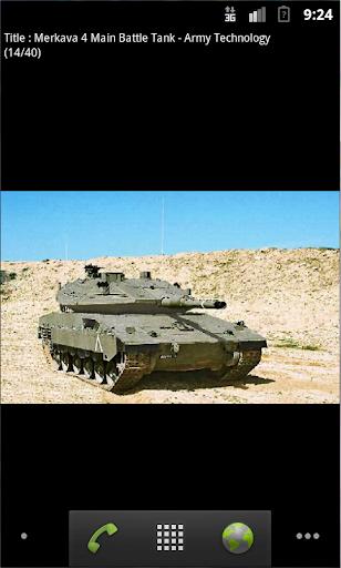 MBT Tank Live Wallpaper