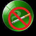 Green Quit Smoking logo