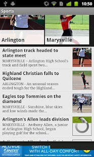 Arlington Times - screenshot thumbnail