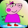 Pippa Pig Sky Jumping