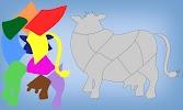Kids Preschool Puzzles (Lite): miniatura da captura de tela