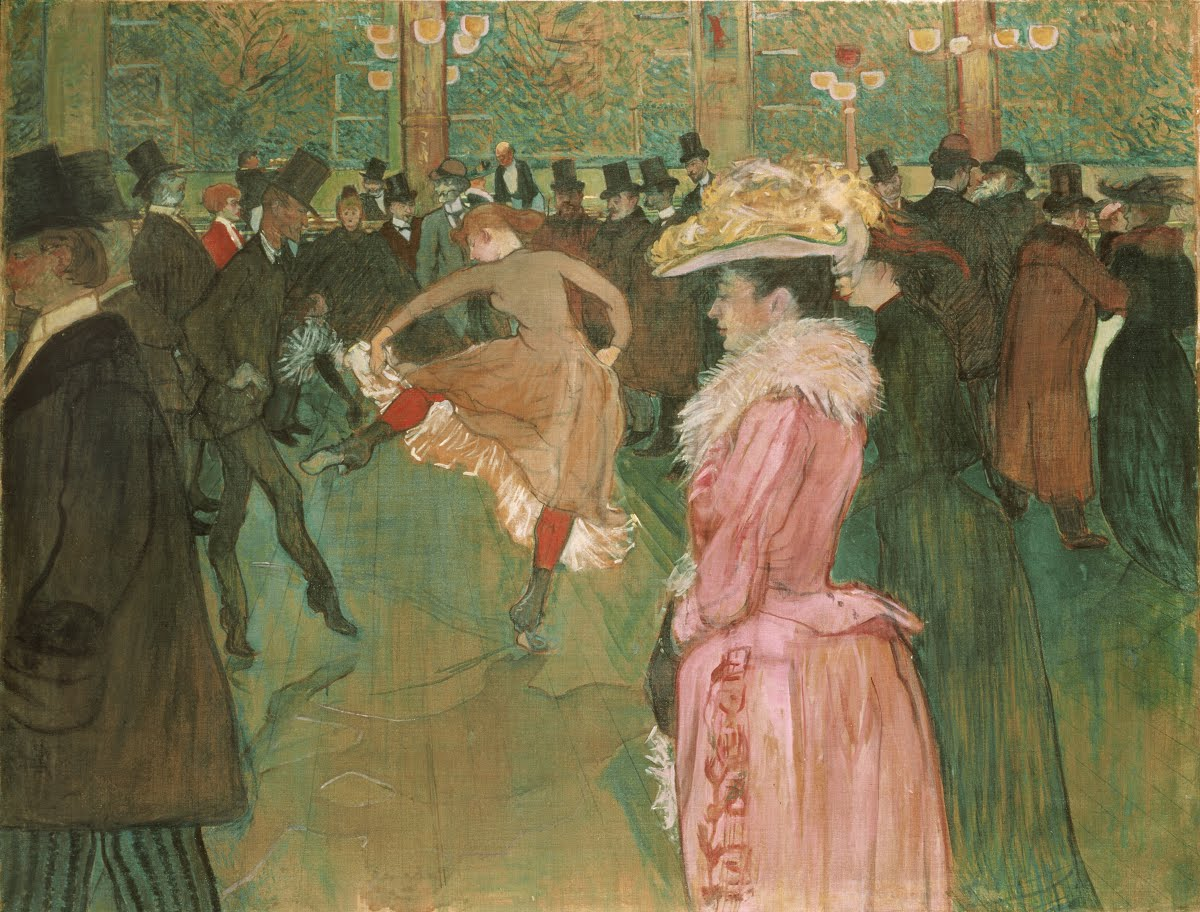Henri De Toulouse Lautrec Google Arts Culture