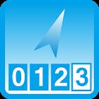 ID GPS Tripmeter icon