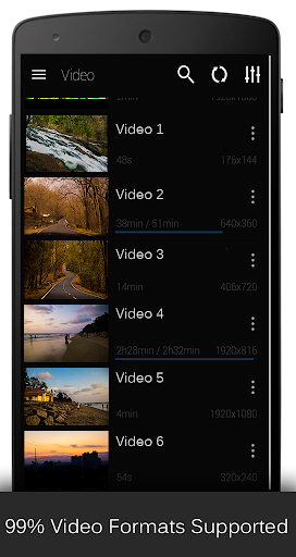 玩媒體與影片App|視頻播放器 - 音樂播放器免費|APP試玩