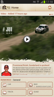 Dakar Rally 2014 - screenshot thumbnail
