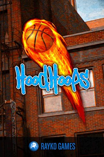 Hood Hoops Basketball