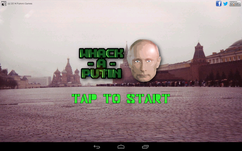 Whack-A-Putin - screenshot thumbnail