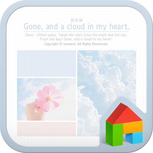 Cloud dodol launcher theme 個人化 App LOGO-硬是要APP