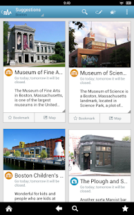 Boston Travel Guide - screenshot thumbnail