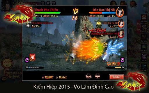 Kiem Hiep 2015 - VTC Kiếm Hiệp