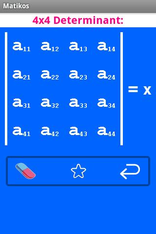 Matikos- screenshot