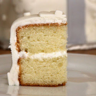 Vanilla Bean Cake/Cupcakes Recipe