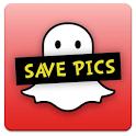 SnapChat Save Pics icon