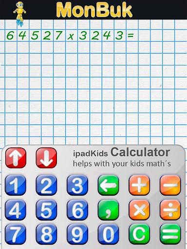 School Calculator for Kids