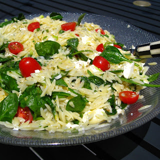 Orzo Summer Salad.