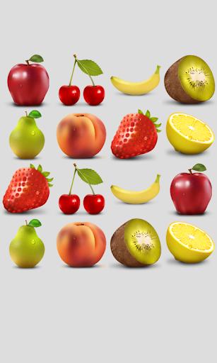 Xếp hình trái cây