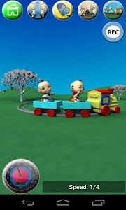 Talking Baby Twins Deluxe v1.7