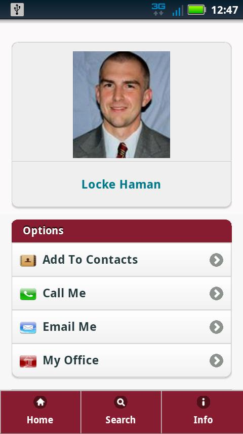 Locke Haman - screenshot
