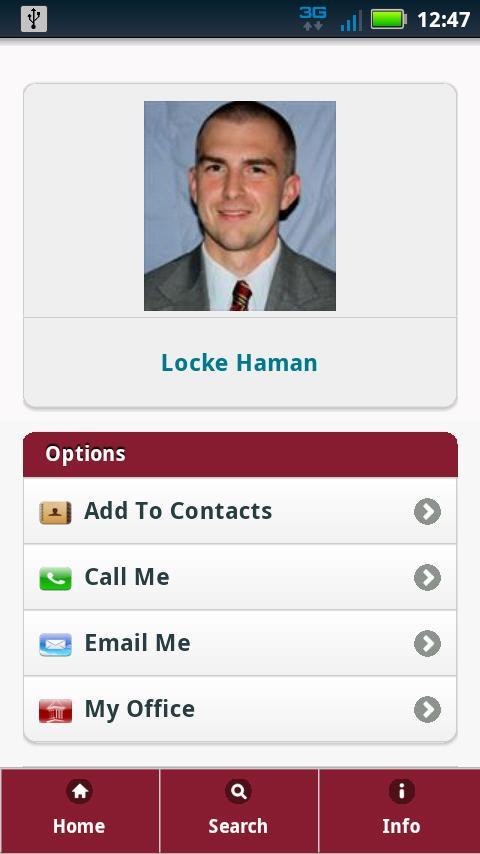 Locke Haman - screenshot