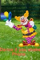 Screenshot of Talking Clown