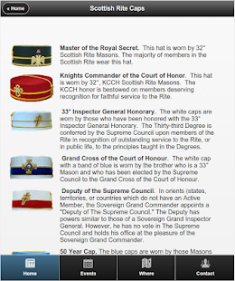 Maryland Scottish Rite- screenshot thumbnail