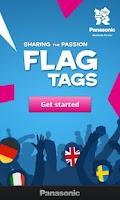 Screenshot of Panasonic Flag Tags