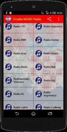 Croatia Radio - Online Music
