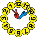 Left-Handed Clock logo