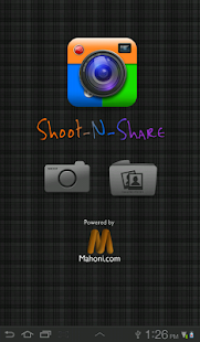 Shoot N Share - screenshot thumbnail