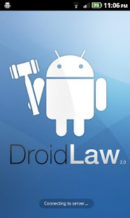 DroidLaw - screenshot thumbnail