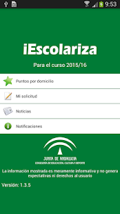 iEscolariza- screenshot thumbnail