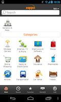 Screenshot of Zappix