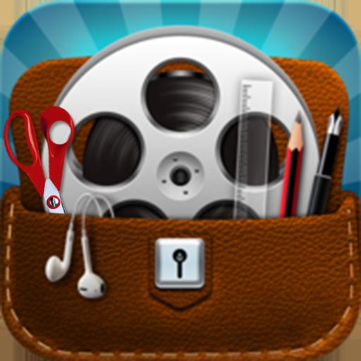 Video Edit + (Movie Maker) 攝影 App LOGO-APP試玩
