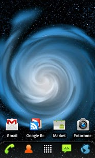 RLW Theme Galaxy Blue- screenshot thumbnail